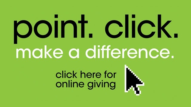 Point. Click. Make a Difference.